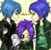 Chrome Dokuro, Daemon Spade, Mukuro Rokudo, Mukurowl