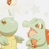 Squirtle&Totodile