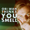 SW ObiWan thinks you smell