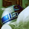 SW R2D2 is hiding