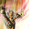 Ultimate X-Men: Storm fly