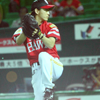 Maria: Kame as pitcher