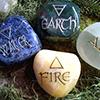 Maria: Four elements
