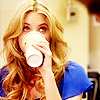 lovely_luck: hanna + coffee