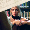 buffy, followed by the words slayer chosen and one: pic#108580969