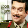 the Legs, the Nose and Mrs Robinson: DW Brigadier good show