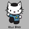 hello spock