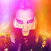 Celeb→ Her eyes like a flame