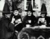 Ведьмы за чаепитием