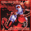 Rage, Hate, Red Lantern