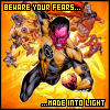 Sinestro Corps, Fear