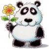 панда-мишка