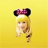 lucifer: (나나) hey minnie!