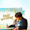 Nerca Beyul: Castle - Busy Writing