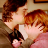 beautifulntime: Buffy: Willow Xander forehead kiss