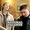 SPN: J&J Natural talents