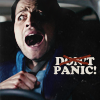 SPN: Cas in panic!mode