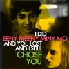 Opal: Misfits: eeny meeny miny mo