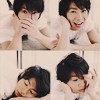 1992*4##111: arashi → aiba → full of smiles