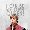 Merlin Arthur My own queen*