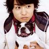 Arashi ☂ Sho puppy