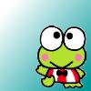 lucky frog ♥ keroppi