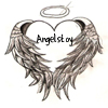 angelstoy: Angel love
