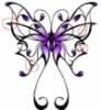 Ancient Wisp: butterfly