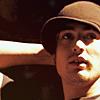 Jonothan Starsmore: hat.