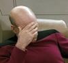 Nowhere Man: Picard facepalm