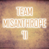demented & sad, but social: other: team misanthrope