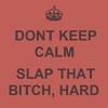 Slap!//Anti-calm