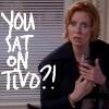 Miranda - You Sat on TiVo?