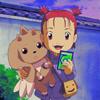Digimon // Susie and Lopmon
