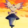 Digimon // Calumon on a Lampost