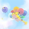 Hipsterella: drifloon pikachu