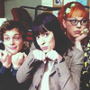paget brewster, criminal minds, matthew gray gubler, kirsten vangsness