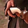 Staringiscaring: doc's gun