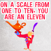 Kaitlin: [Disney] Iago scale from 1 to 10