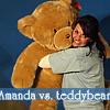 Fallon Ash: Amanda vs. teddybear