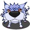 Fandramon: Digimon_TheDogGarurumon