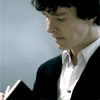 Sherlock reading