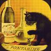 Abelarda: absinthe kitten