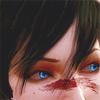 Lady hawke blue eyes