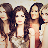 an idea is bulletproof: Pretty Little Liars - cast