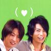 ミランダ (大丈夫): Aiba&Jun: ♥