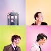 missa: doctor who ☆ my doctors