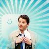 Chuck: SPN - Misha - :)