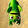 Jill aka Jo: Movie: Pascal upsidedown