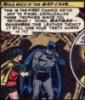 Batman thong